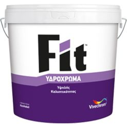 FIT ΥΔΡΟΧΡΩΜΑ ΥΔΡΟΧΡΩΜΑ ΥΨΗΛΗΣ ΚΑΛΥΠΤΙΚΟΤΗΤΑΣ