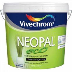neopal eco οικολογικό πλαστικό χρώμα