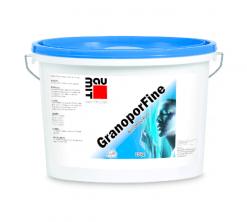 Baumit GranoporTop Fine Λεπτόκοκκο τελικό ακρυλικό επίχρισμα